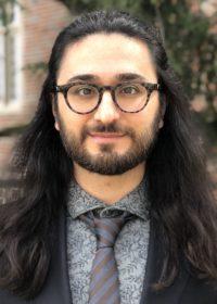 Picture of EECS Graduate Student Tamjid Farshid
