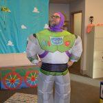 Department Head Greg Peterson as Buzz Lightyear