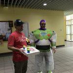 Greg Peterson as Buzz Lightyear