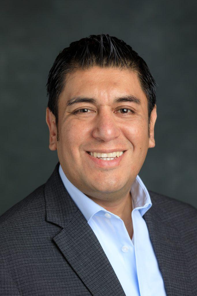 Headshot of Hector Pulgar