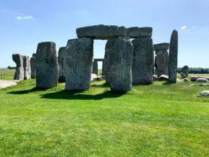 Engineering in London trip- Stonehenge